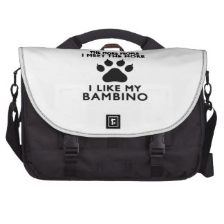 I like my Bambino. Bags For Laptop