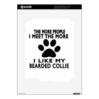 I like my Bearded Collie Skins For iPad 2
