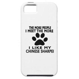 I like my Chinese Sharpei. iPhone 5 Cover