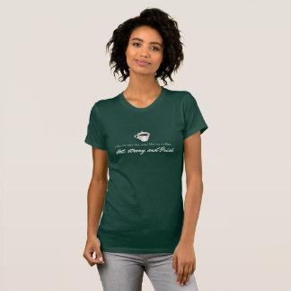 I Like My Coffee The Way I Like My Men... T-Shirt