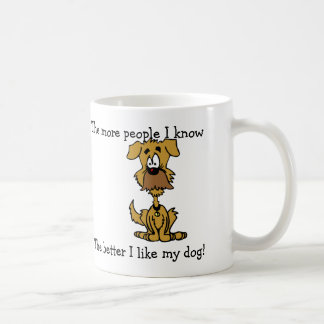 I Like My Dog Mug