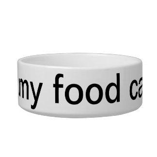 i like my food canned bowl