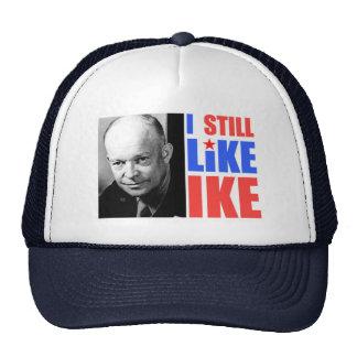 I like my IKE hat