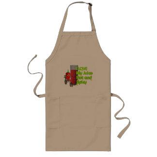 I like my juice long apron