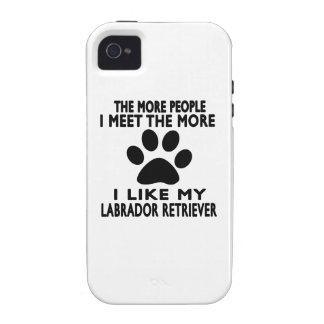 I like my Labrador Retriever. Case-Mate iPhone 4 Cover