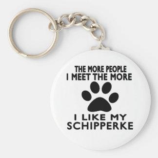 I like my Schipperke. Keychains