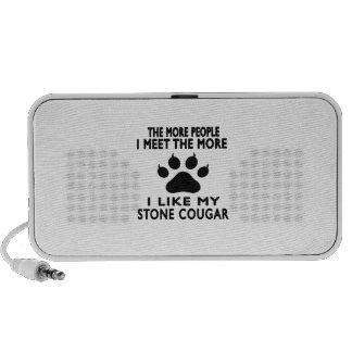 I like my Stone cougar. Travel Speakers