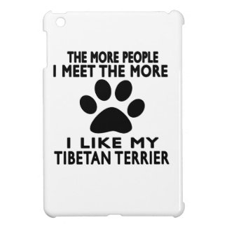 I like my Tibetan Terrier. iPad Mini Cases