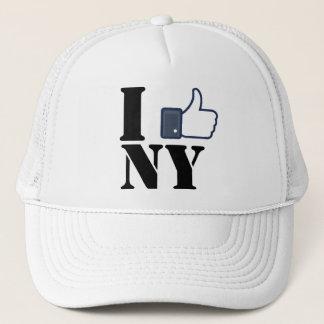 I Like New York Trucker Hats