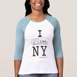 I Like NY T Shirt
