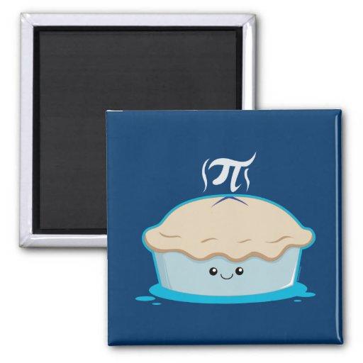 I Like Pi 2 Inch Square Magnet