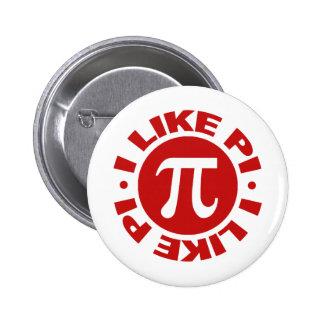 I Like Pi Button