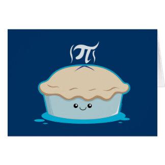 I Like Pi Card