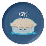 I Like Pi Dinner Plate