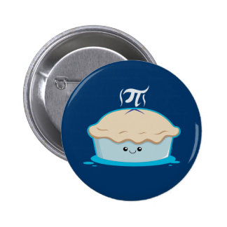 I Like Pi Pinback Button