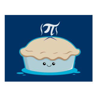I Like Pi Postcard