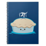 I Like Pi Spiral Note Books