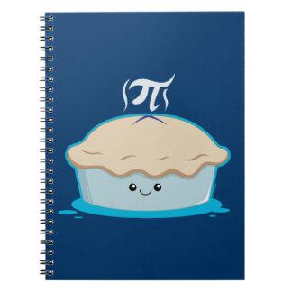 I Like Pi Spiral Notebook
