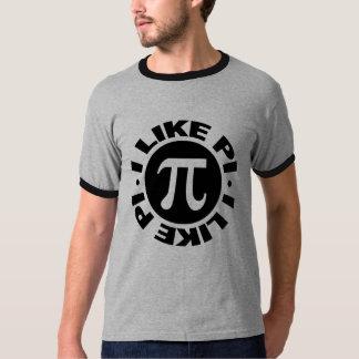 I Like Pi Tee Shirt