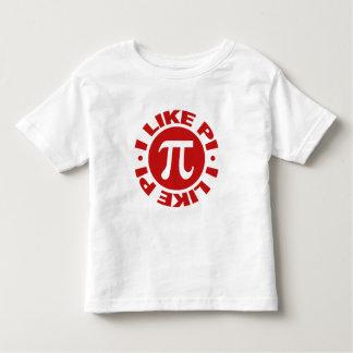 I Like Pi Toddler T-shirt
