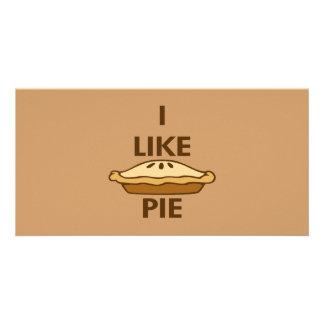 I Like Pie Card