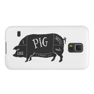 I Like Pig Butts and I Cannot Lie Galaxy S5 Cover