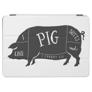 I Like Pig Butts and I Cannot Lie iPad Air Cover