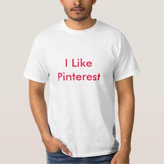 I Like Pinterest T-Shirt
