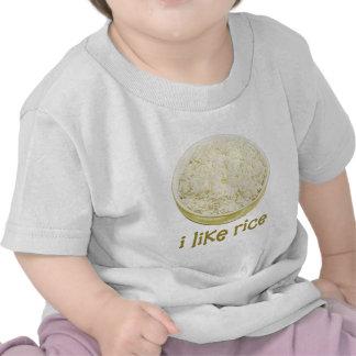 I Like Rice T Shirt