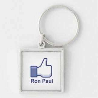 I LIKE RON PAUL KEYCHAIN