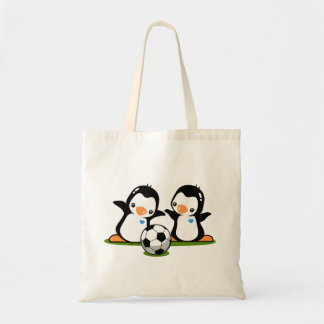 I Like Soccer Bag