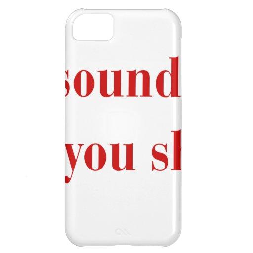 I-like-sound-you-make-bod-burg.png Funda Para iPhone 5C