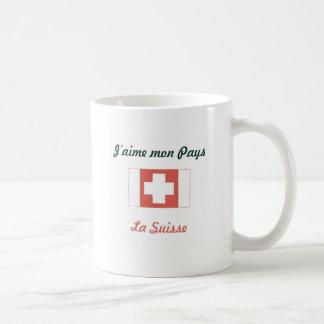 I like Suisse.jpg Mugs