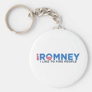 I Like T Fire People Basic Round Button Keychain