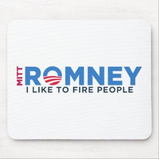 I Like T Fire People Mouse Pad