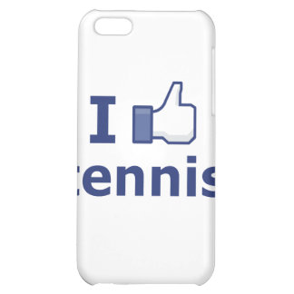 I Like Tennis Cover For iPhone 5C