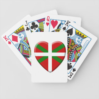 I like the Basque Country Bicycle Playing Cards