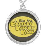 I like the buttery biscuit base custom necklace