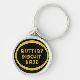 I like the buttery biscuit base keychain