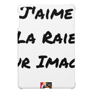 I like the Line on Image - Word games iPad Mini Cover