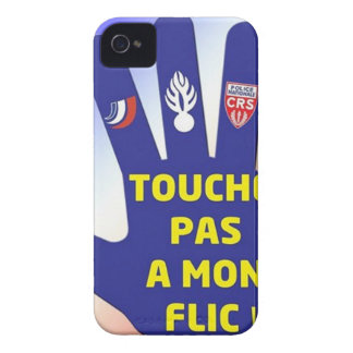 I LIKE THE POLICE Case-Mate iPhone 4 CASE