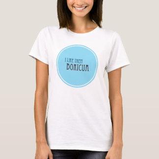 I like them Boricua, Puerto Rico T-Shirt
