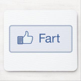 I Like To Fart Mousepad