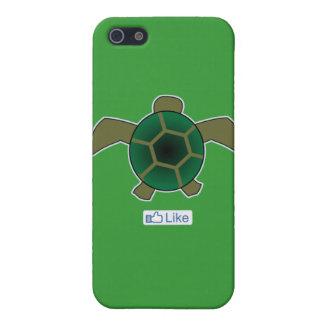 I Like Turtles iPhone 5 Covers