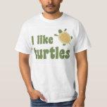 I Like Turtles Tshirt