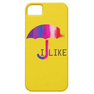 I Like Umbrella iPhone SE/5/5s Case