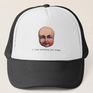 I Like Watching You Sleep Odd Doll T-shirt Trucker Hat