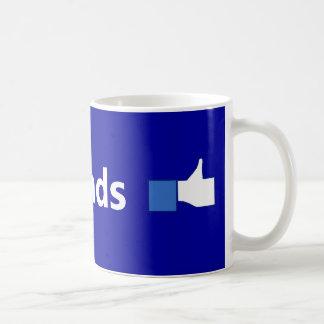 I like Weekends - Mug (White text)