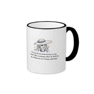 I Like You Ringer Mug