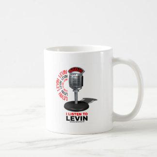 I Listen To Levin Coffee Mug